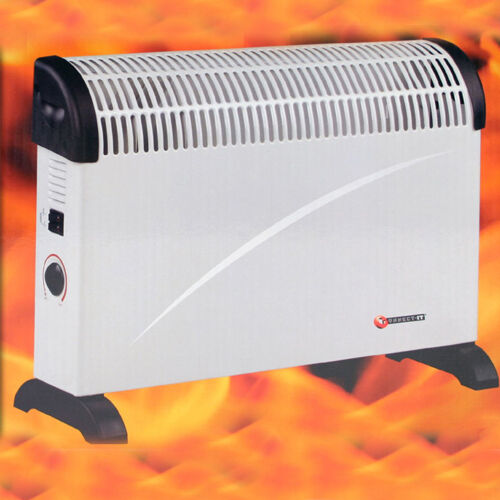 Wall Mount Heater With Thermostat : W portable electric thermostat convector heater winter