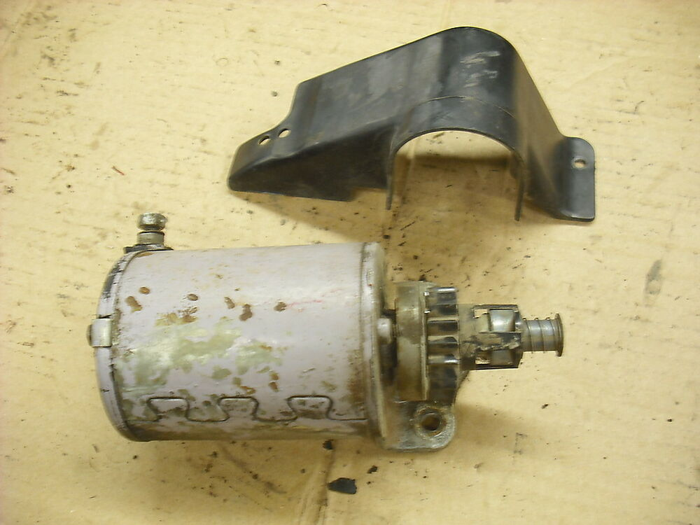 Briggs stratton 10hp starter motor cover ebay for 10 hp motor starter