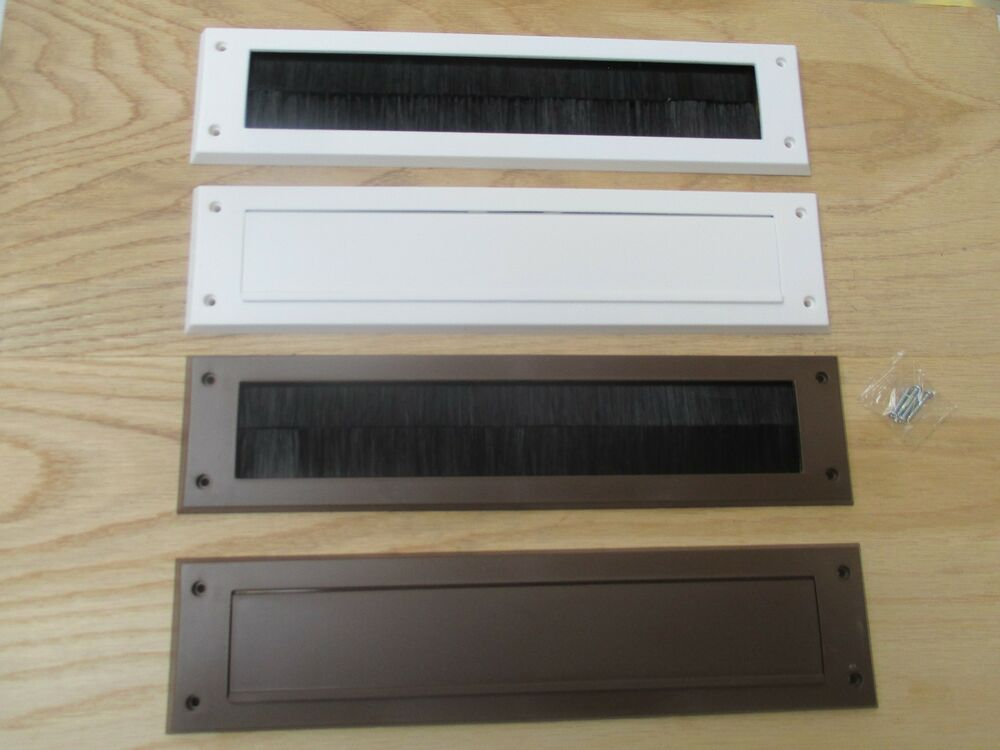 Letter Box Internal Cover Brush Seal Draught Excluder