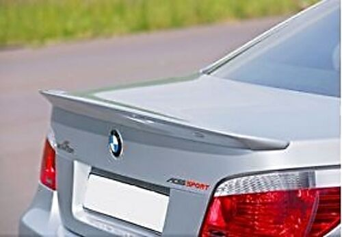 trunk spoiler for bmw 5 series e60 ac style ebay. Black Bedroom Furniture Sets. Home Design Ideas
