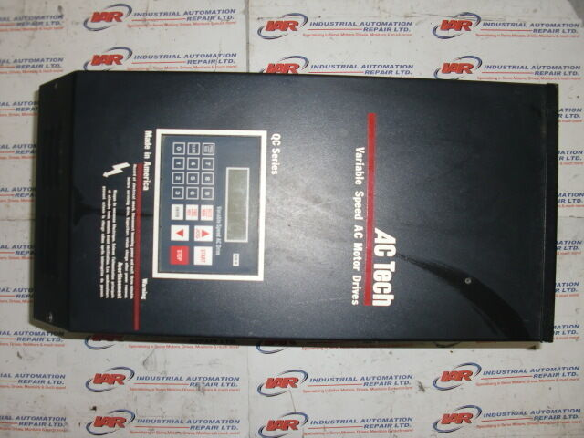 Ac tech variable speed ac motor drive ebay for Variable speed ac motors
