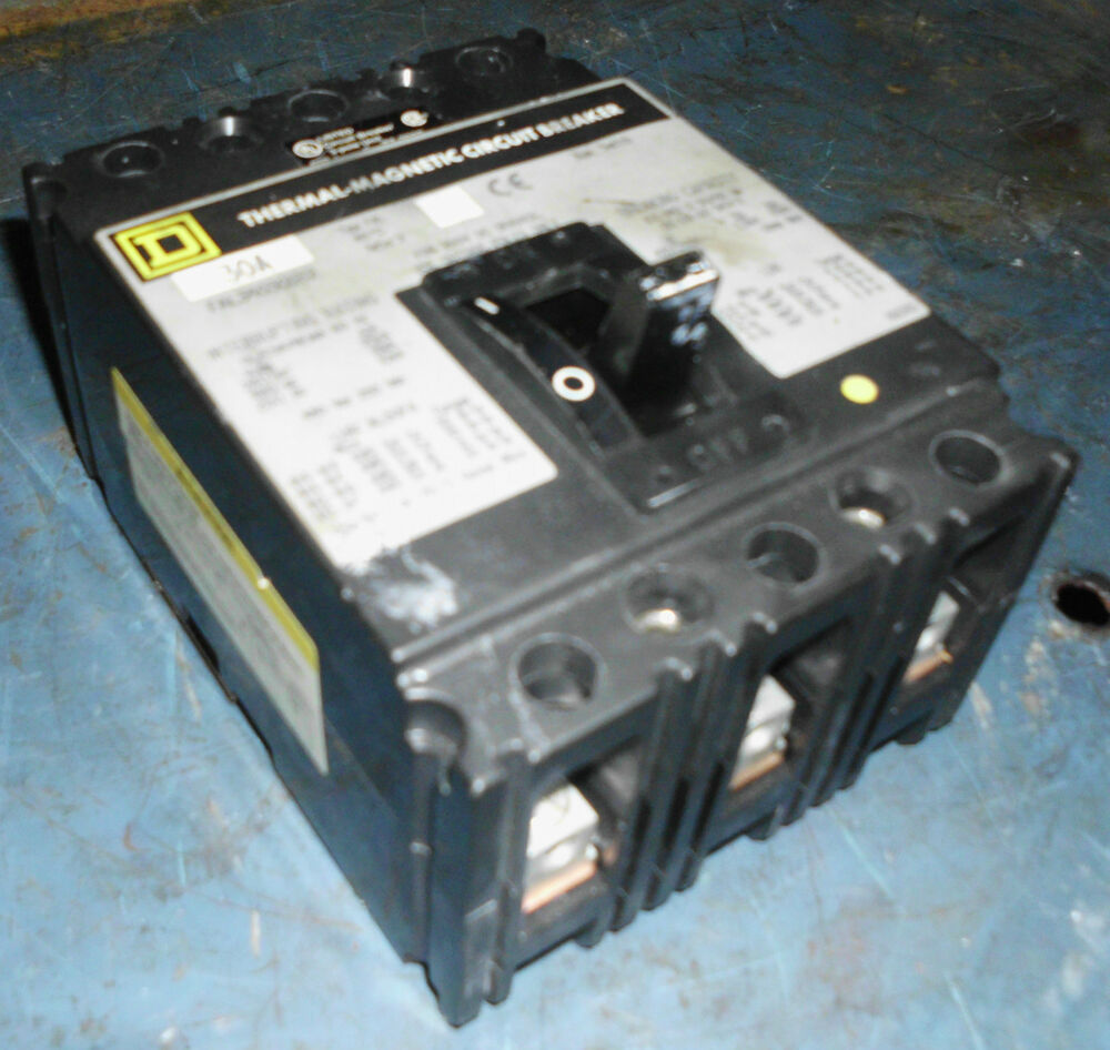 Circuit Breaker 30 Amp Auto Electrical Wiring Diagram Std Hom130cp By Schneider Electric Square D Fal340301212 Used