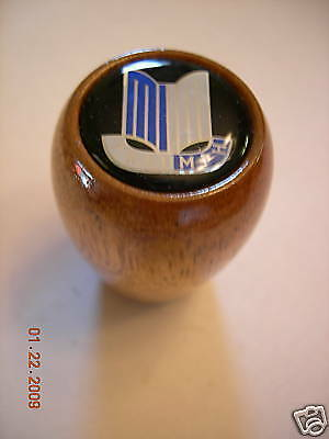 triumph spitfire herald tr3 stag gear shift knob wood ebay. Black Bedroom Furniture Sets. Home Design Ideas