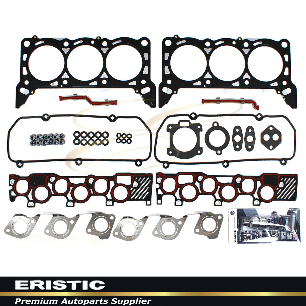 Ford F 150 2000 Cylinder Head Gasket: 97-98 4.2L FORD E150 E250 VAN F150 TRUCK OHV ENGINE HEAD