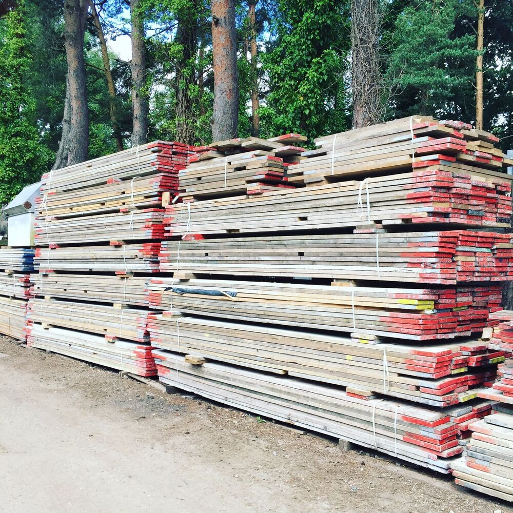13ft Used Scaffold Boards/planks/reclaimed timber. www ...