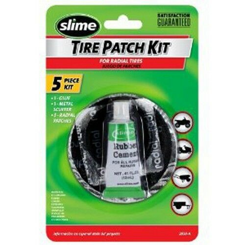 Slime 2030-A Tire Patch Kit with Glue | eBay
