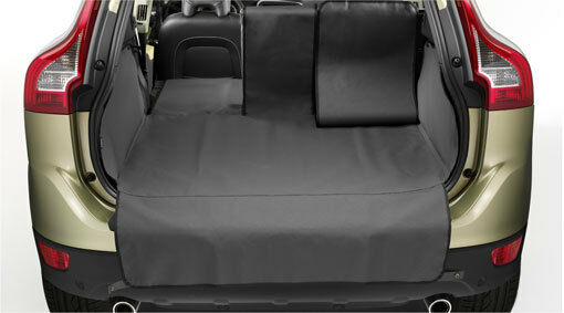 Genuine Volvo Dirt Cover Load Compartment Fully Covering