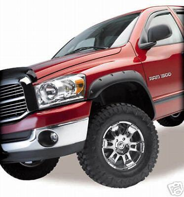 2011 dodge ram 2500 3500 bolt on style fender flares ebay. Cars Review. Best American Auto & Cars Review
