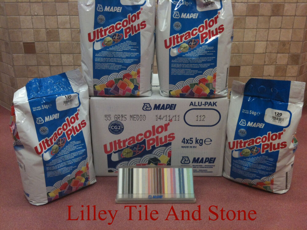 mapei ultracolor plus flexible grout 20kg box 4x5kg. Black Bedroom Furniture Sets. Home Design Ideas