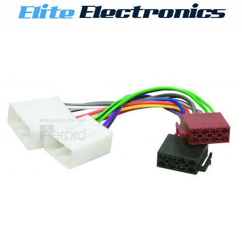 Iso Wiring Harness Wire Loom Connector For Ford Falcon Ef