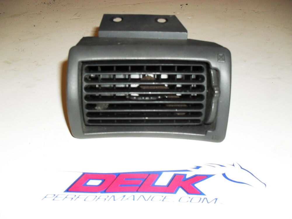 1994 2004 Ford Mustang Mid Black Dash Ac Vent Lh Drivers Side Ebay