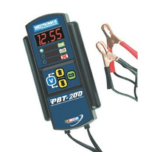 Electrical Conductivity Tester : Midtronics pbt advanced battery conductance electrical