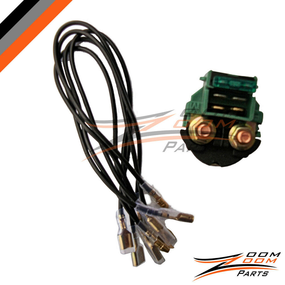 Electric Bike Wiring Diagram Moreover Motorcycle Headlight Relay