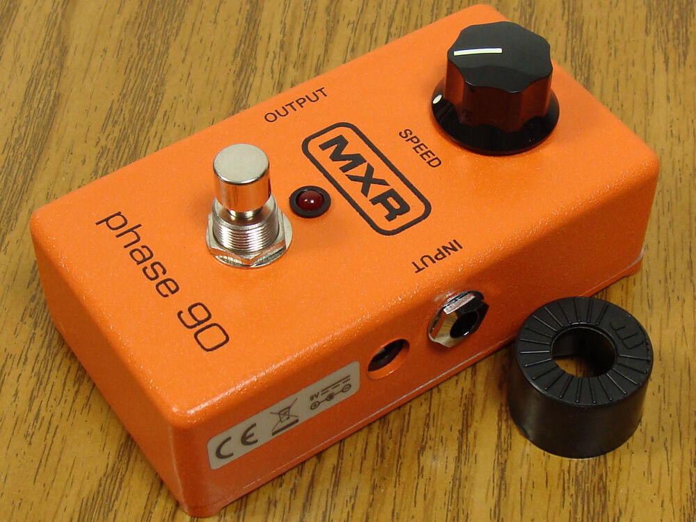 new mxr m101 phase 90 phaser pedal dunlop effects stomp box m 101 guitar ebay. Black Bedroom Furniture Sets. Home Design Ideas