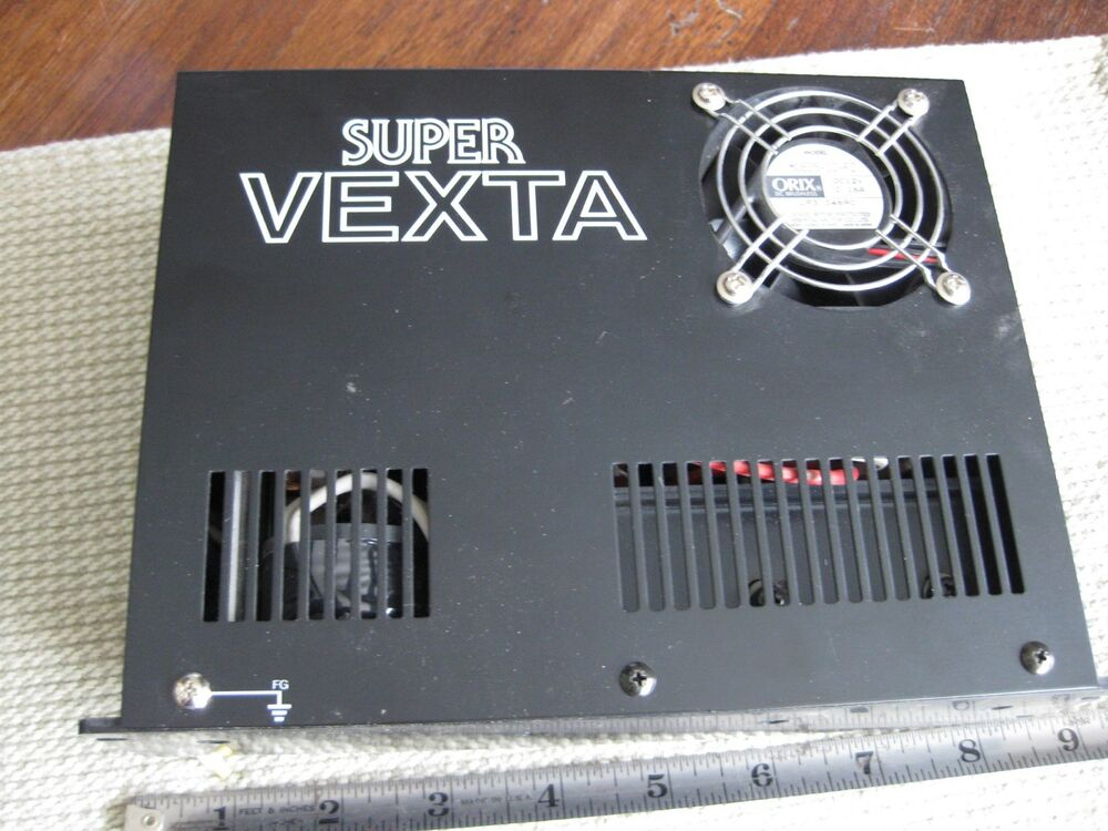 Super Vexta 5 Phase Stepping Motor Driver Model Udx5128