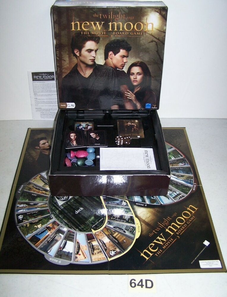 Twilight: the Movie Card Game | Board Game | BoardGameGeek