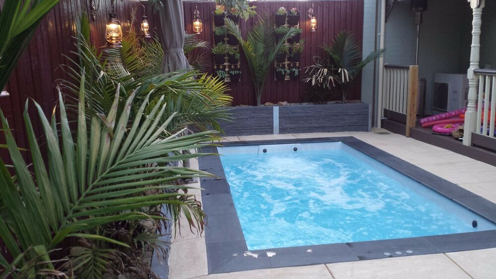 Swim Spa Plunge Pool Swimming Pool All In One Jazz Spas