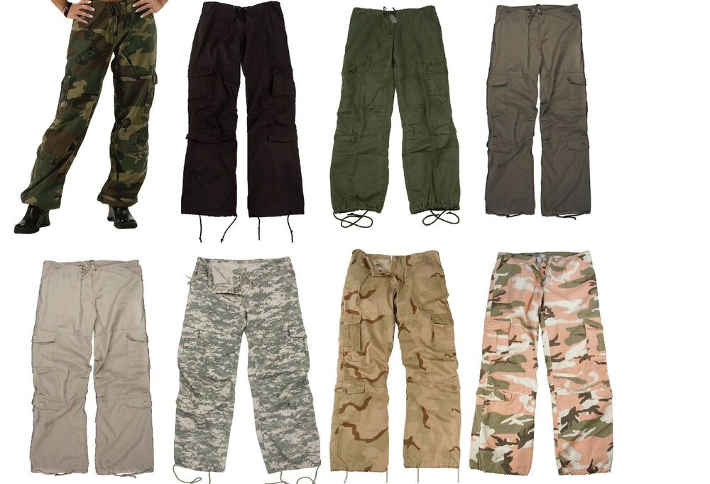 Fatigues clothing store