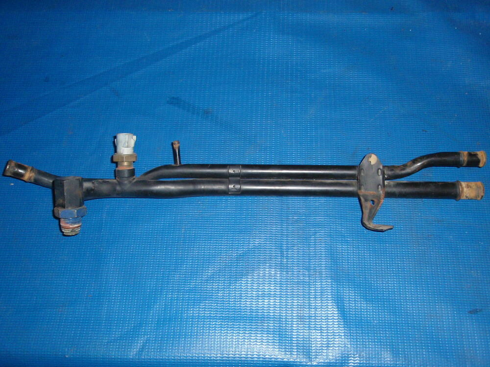 Ford mustang heater core supply tube assembly