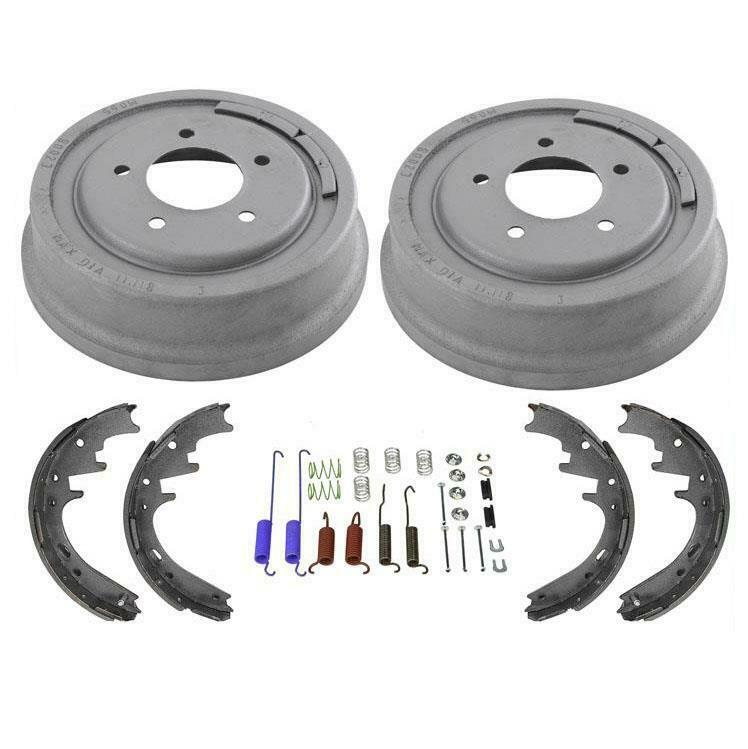 19971999 Ford F150 5 Std    Brake    Drums      Brake    Shoes 12MM