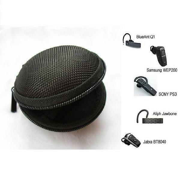 Bluetooth Headset Jabra Stone2: Bluetooth Headset Hard Case Box Storage Jabra Jawbone