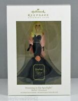 Hallmark CHRISTMAS KOC BARBIE Robert Best Stunning Spotlight 2012 Ornament