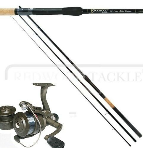 Shakespeare match omni reel with line 3pc ngt float for Float fishing rods