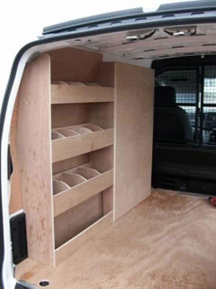 Nissan Nv200 Van Racking Plywood Racking System Ebay