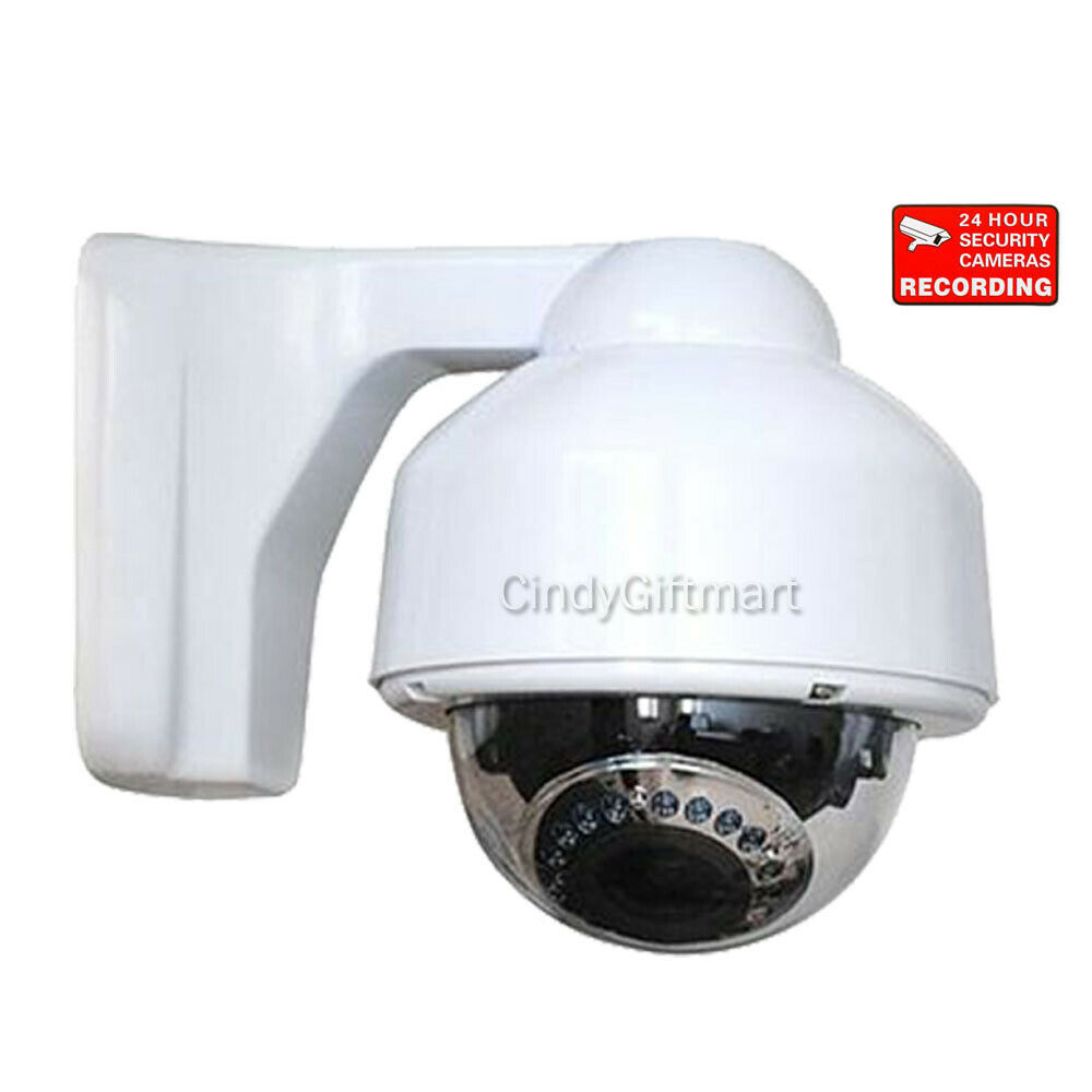 Color CCD Outdoor Day Night Infrared Dome Security Camera ...