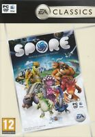 Spore Game for PC and MAC XP/Vista/7/8 Brand New Factory Sealed