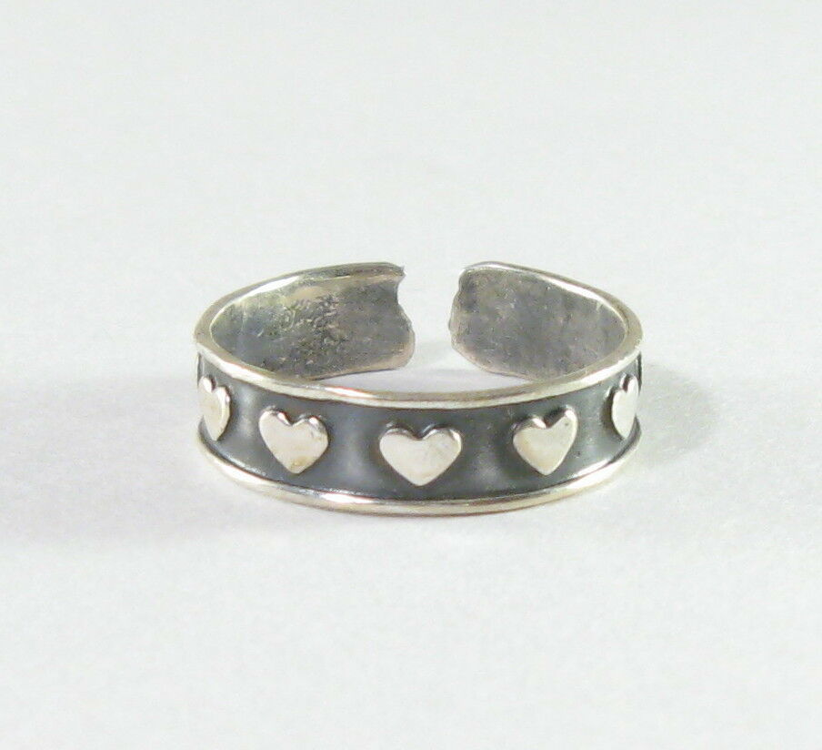 Solid Silver Ring Box