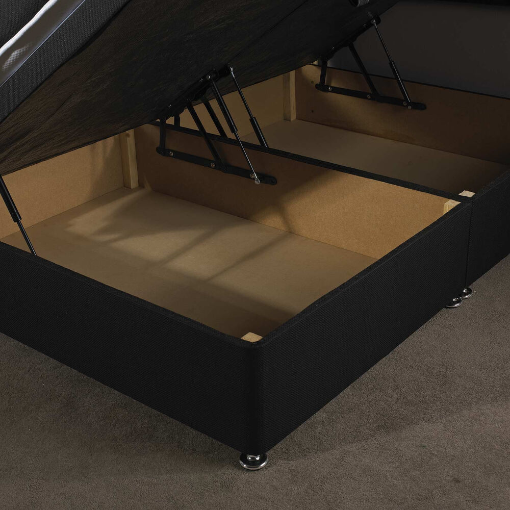 Kingsize new storage bed 5ft ottoman base only for 5ft divan bed base