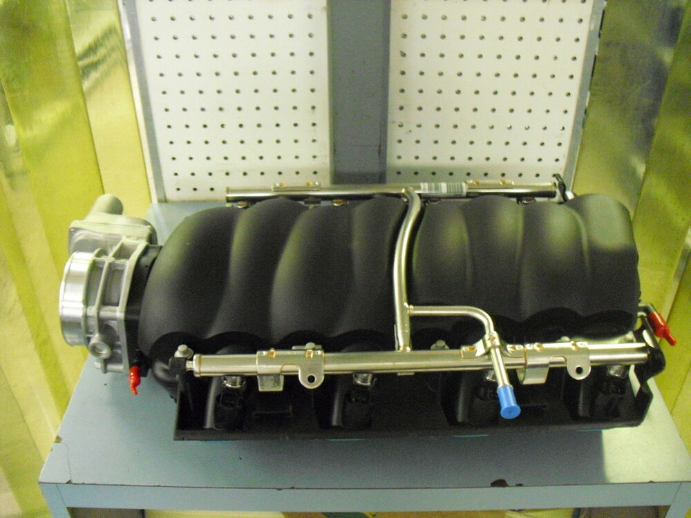 09 Complete Production Intake Manifold L92 L76 Ls3