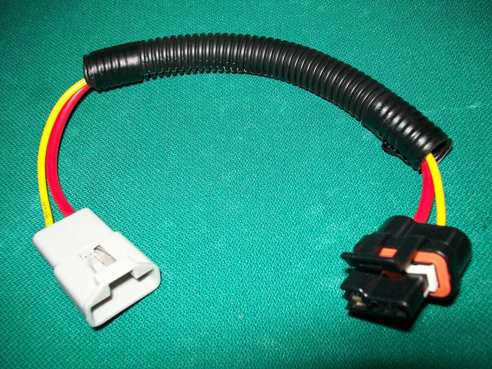 alternator conversion lead delco 10si 12si 15si to cs130 cs144 with resistor ebay. Black Bedroom Furniture Sets. Home Design Ideas