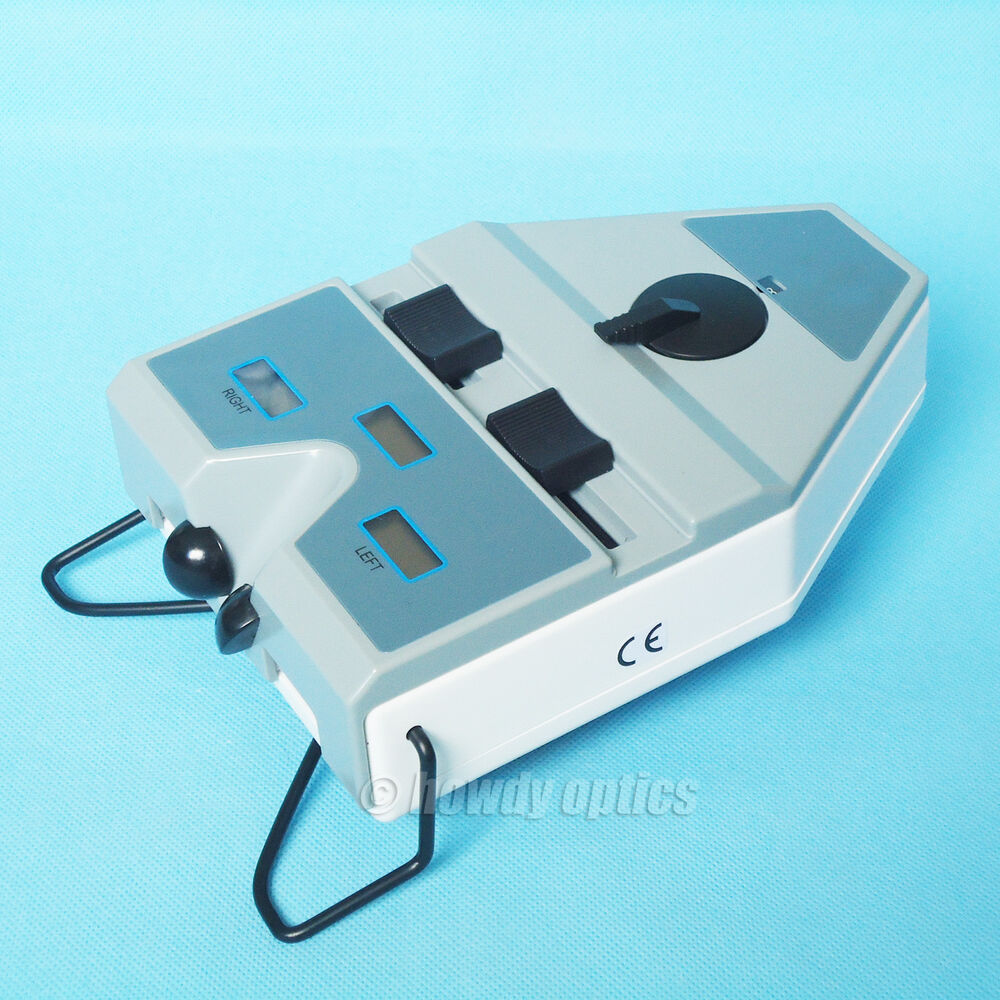 Optical Ports For Meters : Digital pupilometer optical pd meter lcd display ebay