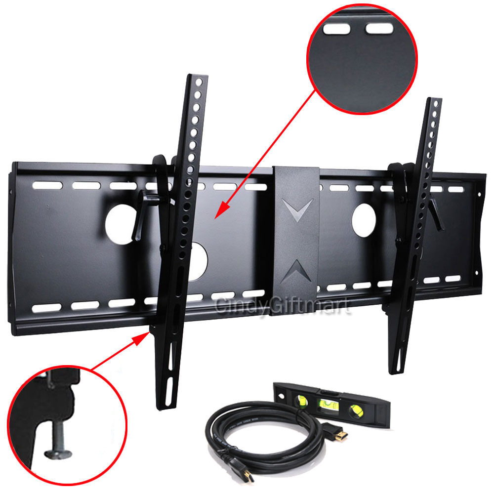 Tilt Tv Wall Mount For Samsung 39 40 42 46 50 55 60 64 65