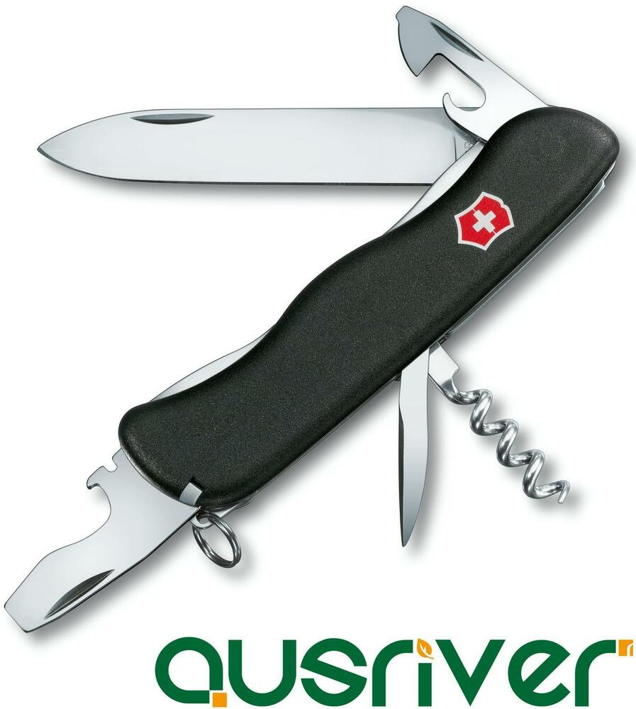 Victorinox Swiss Army Knife Nomad 0 8353 3 10 In 1 111mm