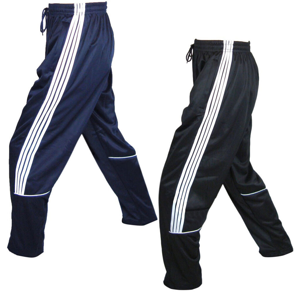 New Mens Joggers Jogging Tracksuit Bottoms Trousers Pants