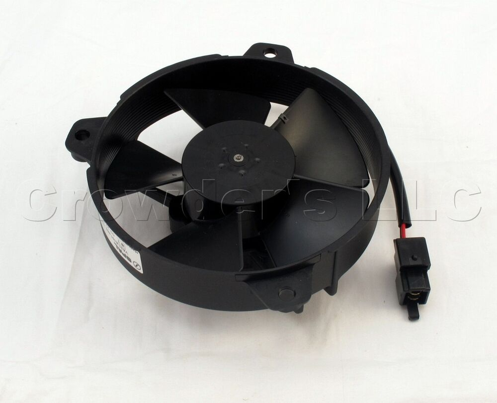 Spal 5 2 inch 12 volt electric pusher fan spal part for 12 volt electric fan motor