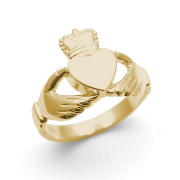 Claddagh Ring Buy Uk