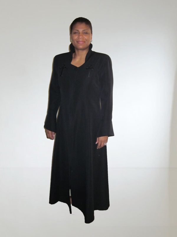 Galerry women minister robe