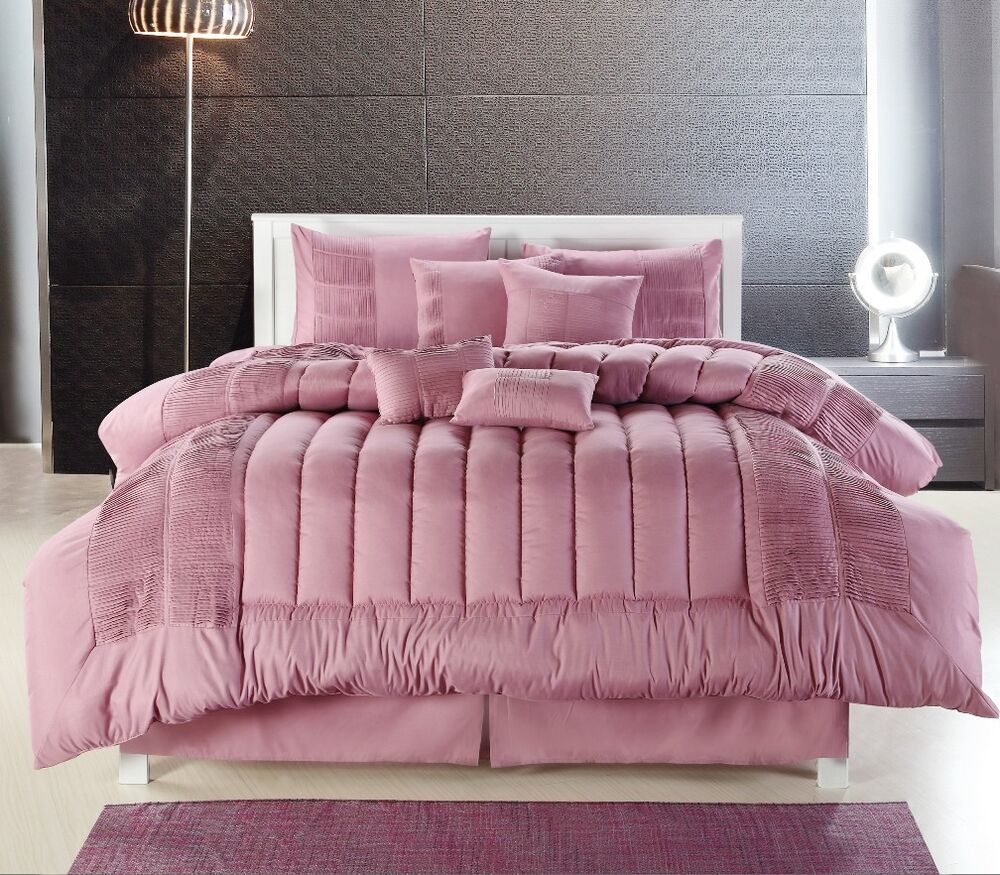 Bedding Set Bed In A Bag Style 4041 Ebay