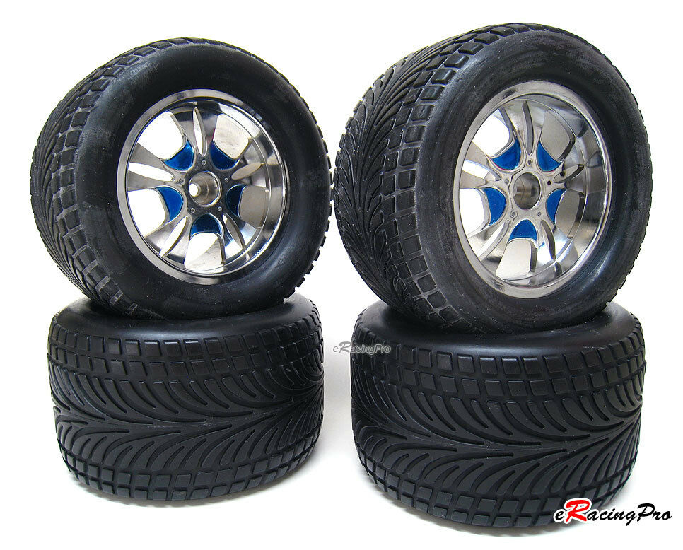 Premise 75 Vs I Maxx Pro: Aluminum Wheels+Tires Fit E T-maxx Tmaxx 1.5/2.1/2.5/3.3