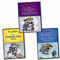 Enid Blyton The Wishing Chair 3 Books Collection Set New Paperback