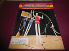 SPORTS ILLUSTRATED 1967 COLLEGE BASKETBALL CASE FOR 12 FOOT BASKET LOT 3006