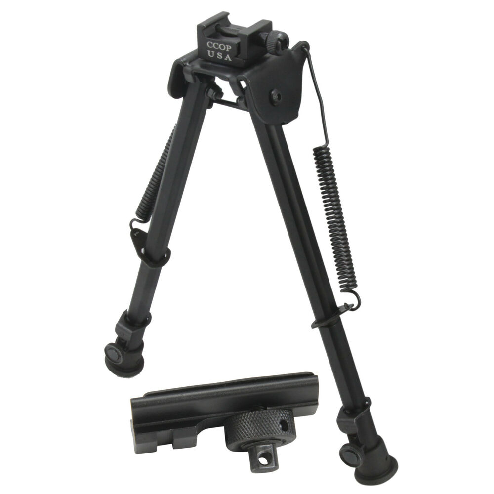 New CCOP Universal Picatinny Rail Mount Adjustable Tactical Rifle Bipod BP-79L | eBay