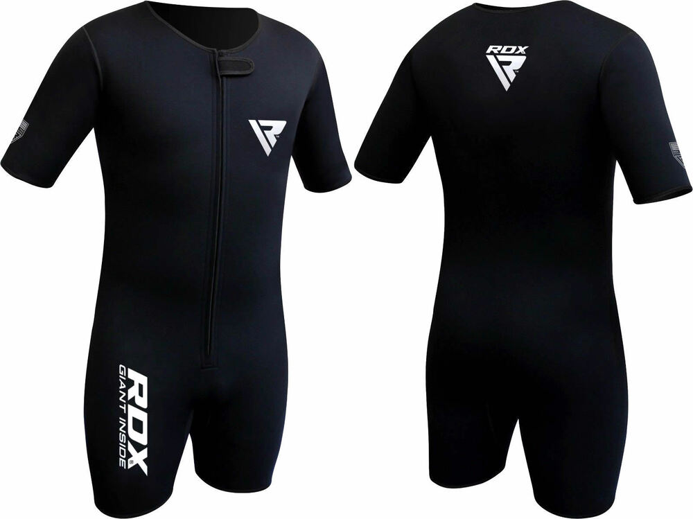 ... Sauna Suit Weight Loss Slimming Shorts MMA Gym Boxing MMA UFC | eBay