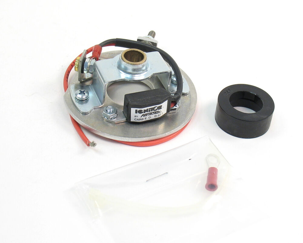 Pertronix Ignitor Module For Ford 2n 8n 9n W  Front Mount