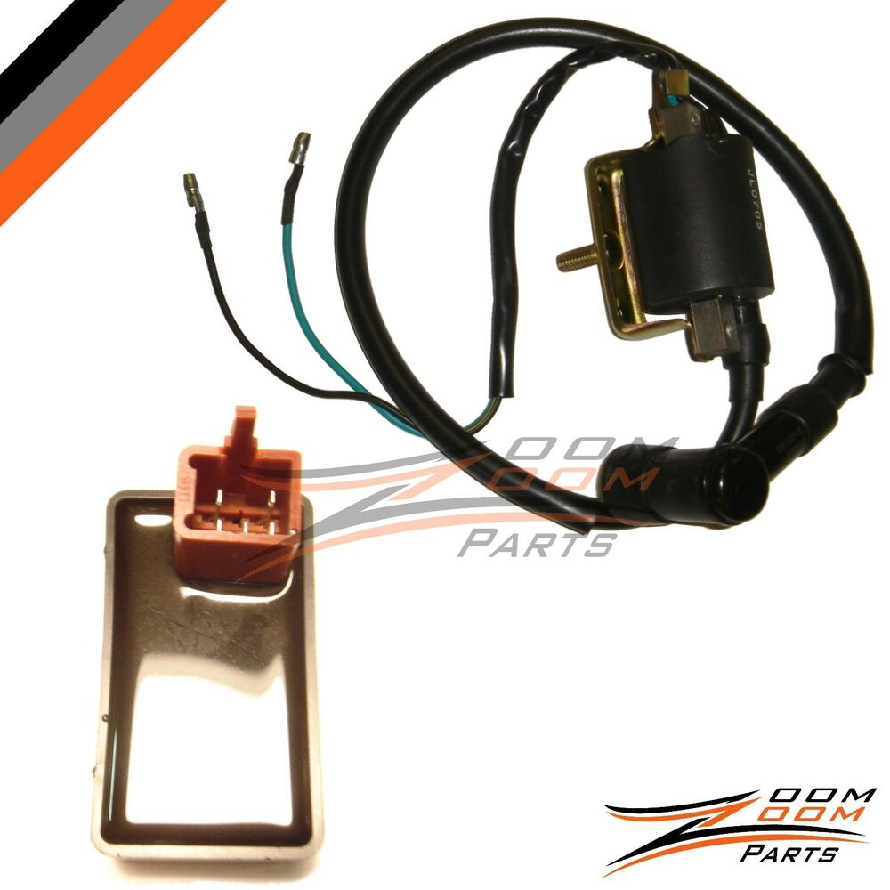 new cdi box ignition coil howhit baja go kart atv 50cc. Black Bedroom Furniture Sets. Home Design Ideas