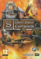 SILENT STORM With Sentinels Add On COMPLETE EDITION for PC SEALED NEW